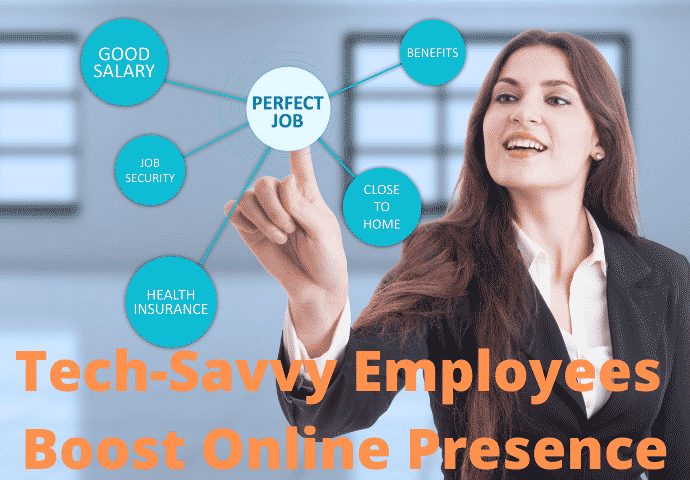 Businesses Plan to Hire Tech-Savvy Employees to Boost Online Presence