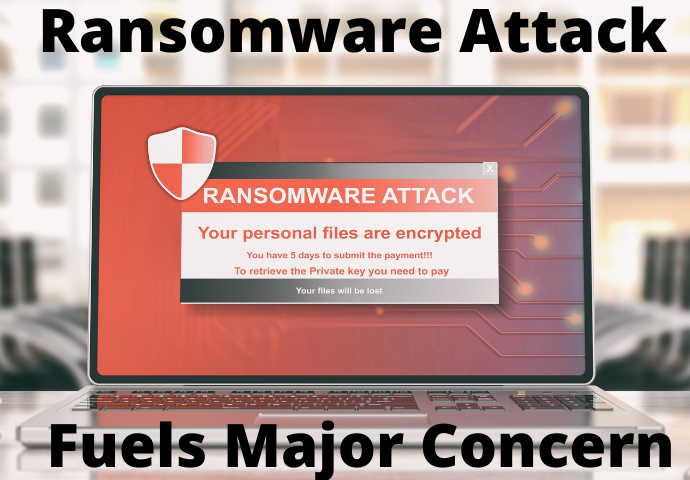Ransomware Attack On Critical Infrastructure Fuels Major Concerns In Washington